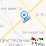 СТАТУС на карте Якутска