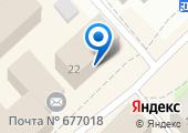 Якутский городской суд на карте