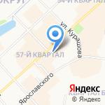 Банкомат на карте Якутска