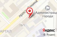 Схема проезда до компании Коммерческий вестник Якутии в Якутске