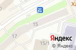 Схема проезда до компании Все для Вас в Якутске