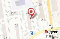 Схема проезда до компании Кредитный Союз  в Якутске