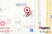 Схема проезда до компании Академия в Якутске