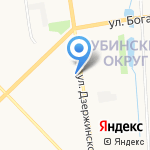 Persona на карте Якутска