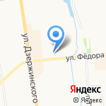 ТОККО на карте Якутска