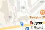 Схема проезда до компании Re.Mont в Якутске