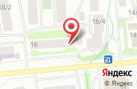 Схема проезда до компании Компания «Северный Мир» в Якутске