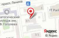 Схема проезда до компании Региональная ассоциация предприятий топливно-энергетического комплекса Республики Саха (Якутия) в Якутске