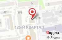 Схема проезда до компании МегаФон в Ликино-Дулёво