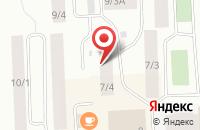 Схема проезда до компании Бизнесмедиа в Якутске