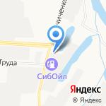 Infiniti на карте Якутска