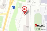 Схема проезда до компании Орбита в Якутске