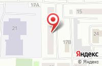 Схема проезда до компании Реквизит в Якутске