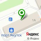 Местоположение компании АПБ Алмазпроект