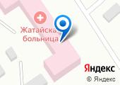 Станция скорой медицинской помощи пос. Жатай на карте