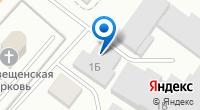 Компания Бону на карте