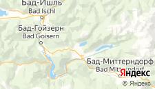 Отели города Альтаусзее на карте