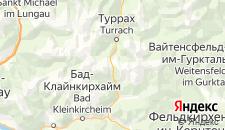 Отели города Туррахер Хёэ на карте