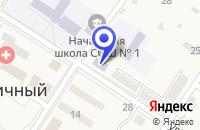 Схема проезда до компании ТОГРАФИЯ №17 в Пограничном