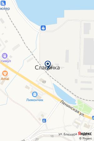 ГИБДД ХАСАНСКОГО РОВД на карте Хасана
