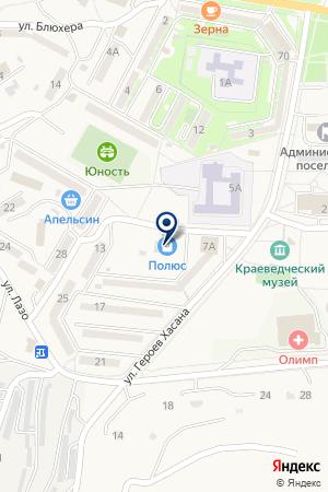 ГАСТРОНОМ №12 на карте Хасана
