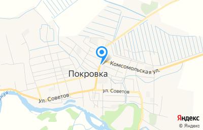 Местоположение на карте пункта техосмотра по адресу Приморский край, с Покровка, ул Пионерская, д 40