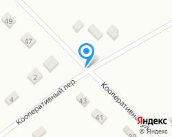 Схема местоположения почтового отделения 692588