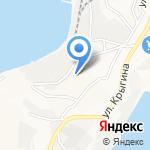 Контраст на карте Владивостока