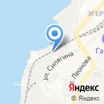 Магазин стройматериалов на карте Владивостока