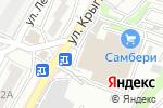 Схема проезда до компании Мир замков во Владивостоке