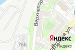 Схема проезда до компании Колосс во Владивостоке