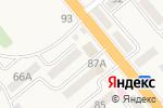 Схема проезда до компании Георгия в Новоникольске