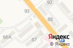Схема проезда до компании Буран в Новоникольске