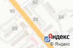 Схема проезда до компании Продуктовый магазин в Новоникольске