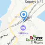ВэдТрансСервис на карте Владивостока