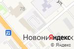 Схема проезда до компании Авто Уссури в Новоникольске