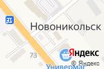 Схема проезда до компании Паспортный стол г. Уссурийска в Новоникольске