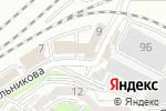 Схема проезда до компании МК Групп во Владивостоке