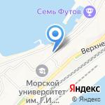АБРО Индастрис на карте Владивостока