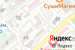 Схема проезда до компании ВостокФлот во Владивостоке