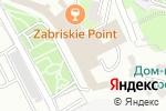 Схема проезда до компании Надежда во Владивостоке