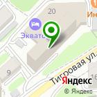 Местоположение компании ИРСОТ