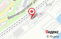 Схема проезда до компании Взгляд во Владивостоке