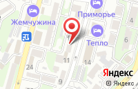 Схема проезда до компании Городовой во Владивостоке