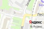 Схема проезда до компании Lady V во Владивостоке