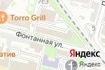 Схема проезда до компании ТУСА ПРОЖЕКТ во Владивостоке