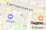 Схема проезда до компании Psymaster во Владивостоке
