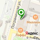 Местоположение компании Лавка-Булавка
