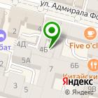 Местоположение компании Школа перманентного макияжа Владивостока