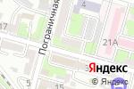 Схема проезда до компании Территориальное Управление Федерального агентства по управлению государственным имуществом в Приморском крае во Владивостоке